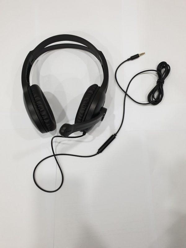 EPANEL TABLET HEADPHONES WITH MICROPHONE
